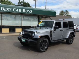 2016 Jeep Wrangler Unlimited Freedom in Englewood, CO 80113