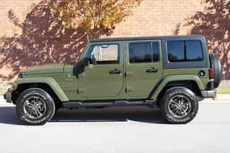 2016 Jeep Wrangler Unlimited 75th Anniversary  Flowery Branch GA  Lakeside Motor Company LLC  in Flowery Branch, GA