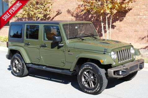 2016 Jeep Wrangler Unlimited 75th Anniversary in Flowery Branch, GA