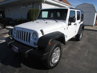 2016 Jeep Wrangler Unlimited Sport 4WD in Fremont, OH 43420