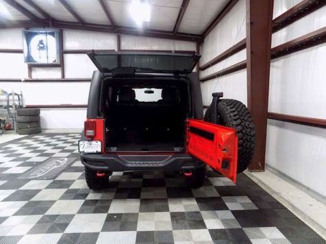 2016 Jeep Wrangler Unlimited Rubicon Hard Rock - Ledet's Auto Sales Gonzales_state_zip in Gonzales, Louisiana