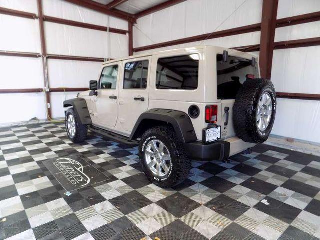 2016 Jeep Wrangler Unlimited Sahara in Gonzales, Louisiana 70737