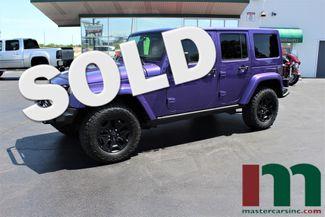 2016 Jeep Wrangler Unlimited Backcountry Sahara | Granite City, Illinois | MasterCars Company Inc. in Granite City Illinois