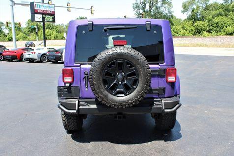 2016 Jeep Wrangler Unlimited Backcountry Sahara | Granite City, Illinois | MasterCars Company Inc. in Granite City, Illinois