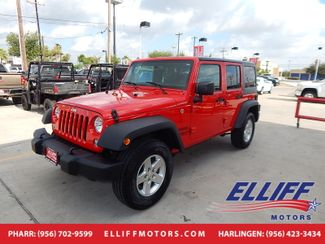 2016 Jeep Wrangler Unlimited Sport in Harlingen TX, 78550