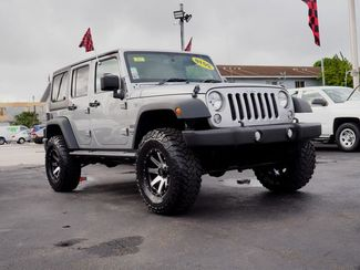 2016 Jeep Wrangler Unlimited Sport in Hialeah, FL 33010