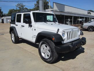 2016 Jeep Wrangler Unlimited Sport Houston, Mississippi 1