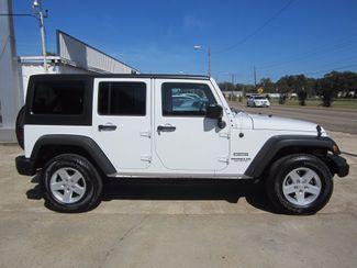 2016 Jeep Wrangler Unlimited Sport Houston, Mississippi 3