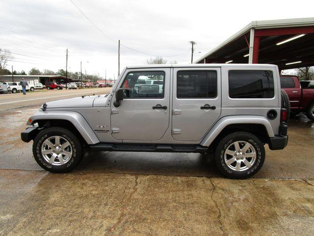 2016 Jeep Wrangler Unlimited Sahara Houston, Mississippi 2