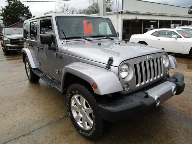 2016 Jeep Wrangler Unlimited Sahara Houston, Mississippi 1