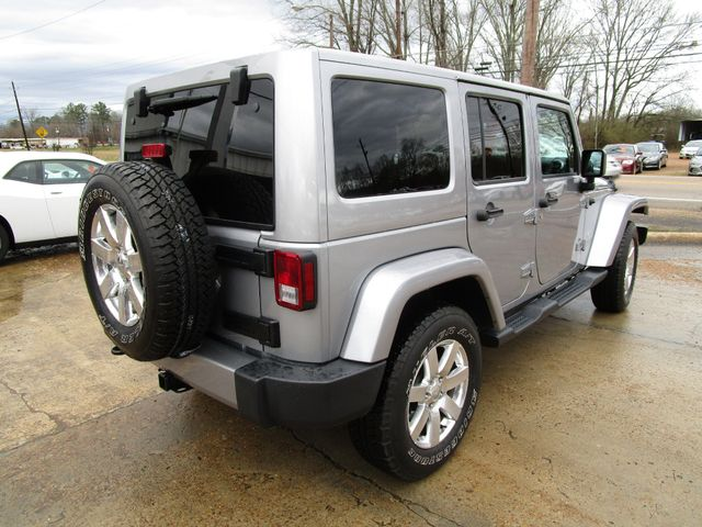 2016 Jeep Wrangler Unlimited Sahara Houston, Mississippi 5