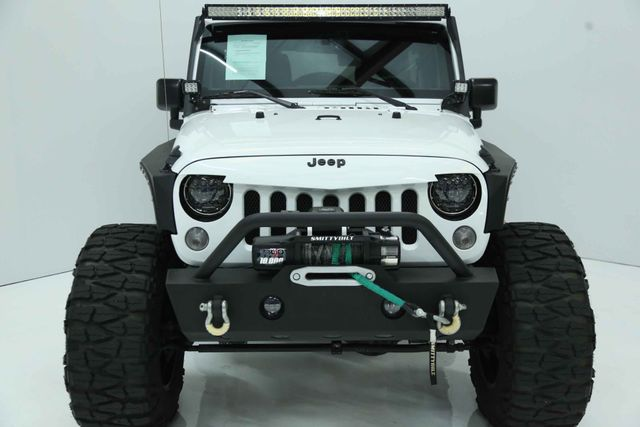 2016 Jeep Wrangler Unlimited Sport Houston, Texas 5