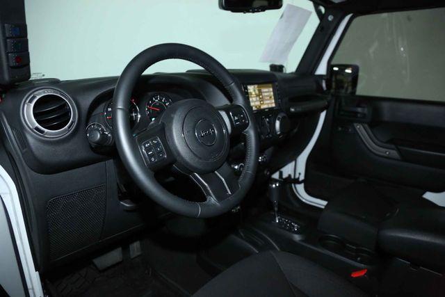 2016 Jeep Wrangler Unlimited Sport Houston, Texas 21
