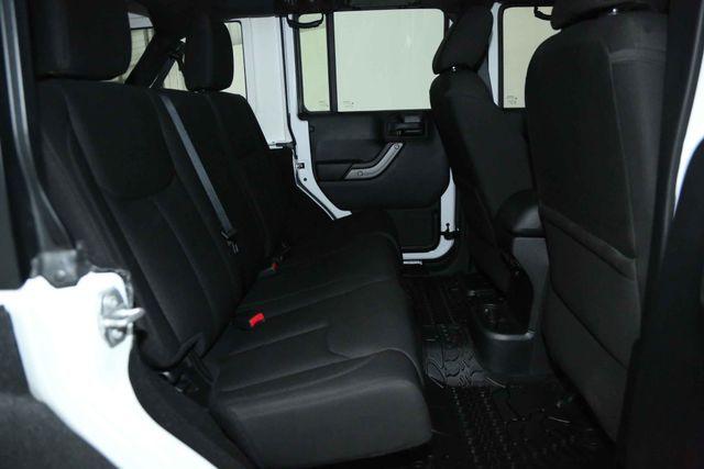 2016 Jeep Wrangler Unlimited Sport Houston, Texas 28