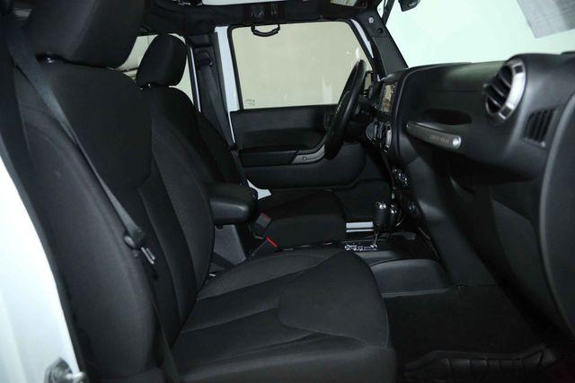 2016 Jeep Wrangler Unlimited Sport Houston, Texas 31