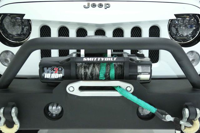 2016 Jeep Wrangler Unlimited Sport Houston, Texas 14