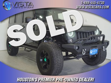 2016 Jeep Wrangler Unlimited Sport in Houston, Texas