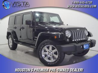 2016 Jeep Wrangler Unlimited Sahara  city Texas  Vista Cars and Trucks  in Houston, Texas