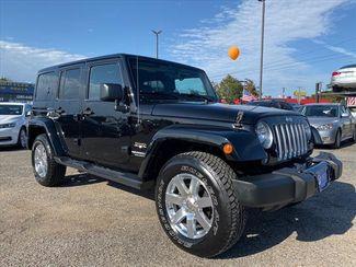 2016 Jeep Wrangler Unlimited Sahara  city Texas  Vista Cars and Trucks  in Houston, Texas