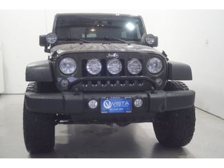 2016 Jeep Wrangler Unlimited Rubicon  city Texas  Vista Cars and Trucks  in Houston, Texas