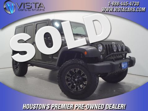 2016 Jeep Wrangler Unlimited Rubicon in Houston, Texas