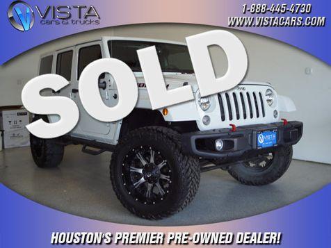 2016 Jeep Wrangler Unlimited Rubicon Hard Rock in Houston, Texas