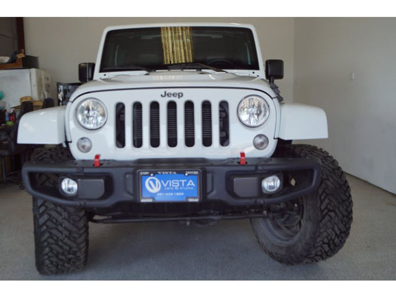 2016 Jeep Wrangler Unlimited Rubicon Hard Rock  city Texas  Vista Cars and Trucks  in Houston, Texas