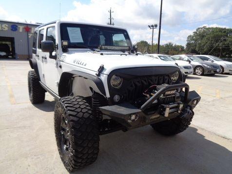 2016 Jeep Wrangler Unlimited Willys Wheeler in Houston