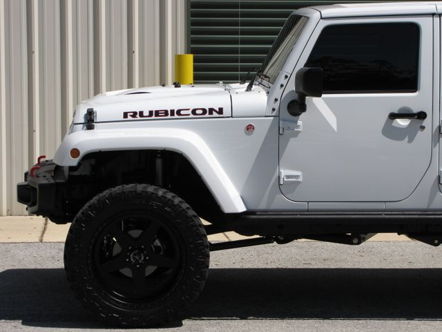 2016 Jeep Wrangler Unlimited Rubicon Hard Rock Jacksonville , FL 7
