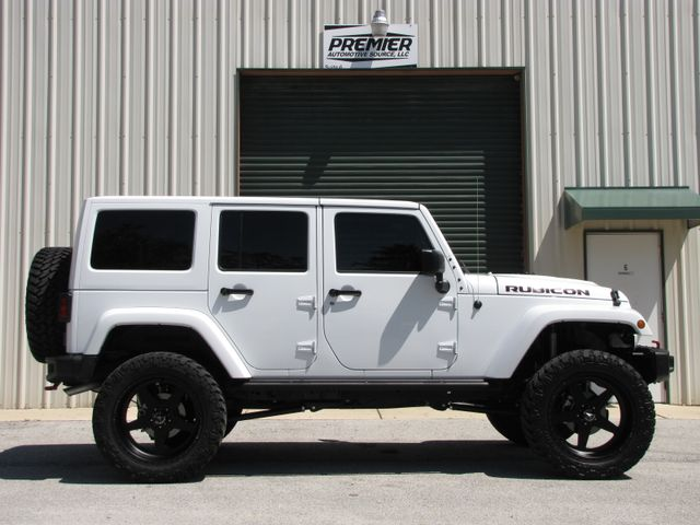 2016 Jeep Wrangler Unlimited Rubicon Hard Rock Jacksonville , FL 9