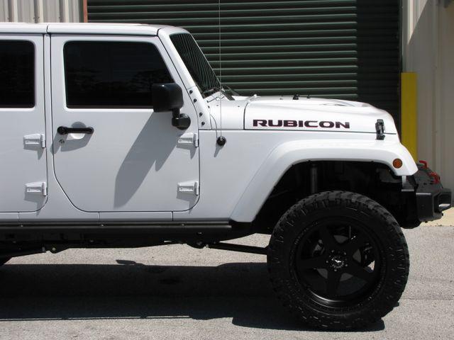 2016 Jeep Wrangler Unlimited Rubicon Hard Rock Jacksonville , FL 10