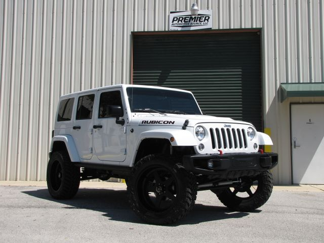 2016 Jeep Wrangler Unlimited Rubicon Hard Rock Jacksonville , FL 45