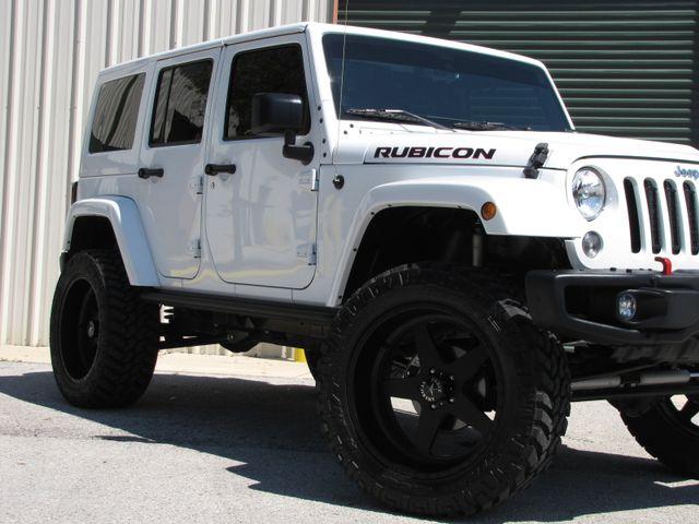 2016 Jeep Wrangler Unlimited Rubicon Hard Rock Jacksonville , FL 14