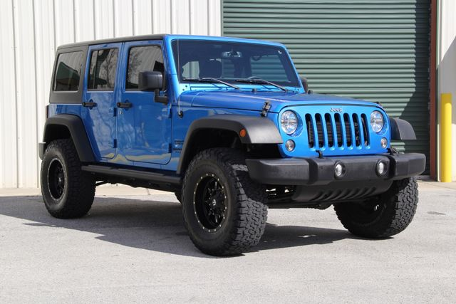 2016 Jeep Wrangler Unlimited Sport in Jacksonville , FL 32246