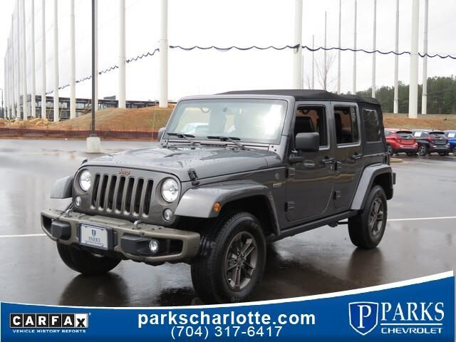 2016 Jeep Wrangler Unlimited 75th Anniversary in Kernersville, NC 27284
