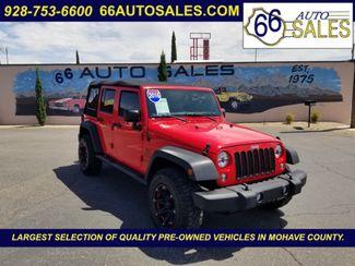 2016 Jeep Wrangler Unlimited Sport in Kingman, Arizona 86401