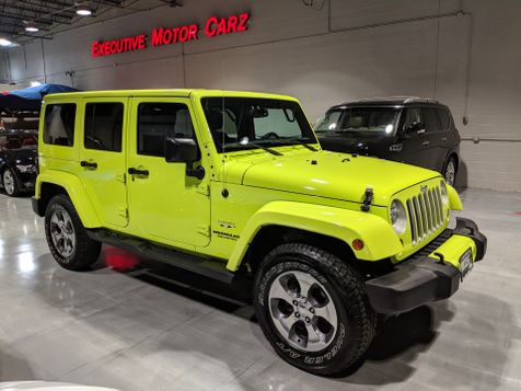 2016 Jeep Wrangler Unlimited Sahara in Lake Forest, IL