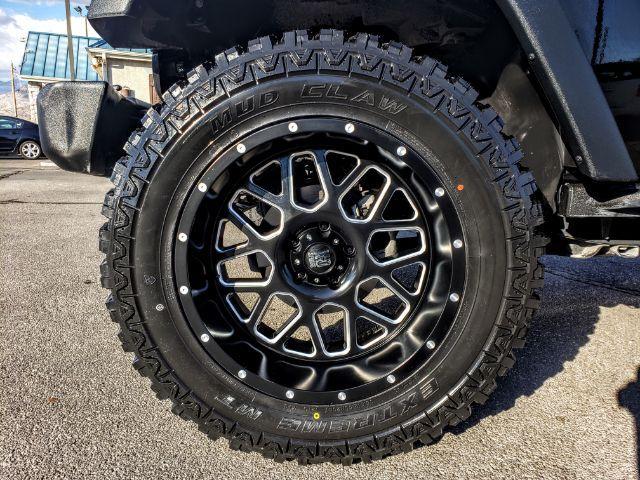 2016 Jeep Wrangler Unlimited Black Bear LINDON, UT 3