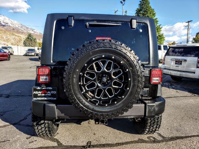 2016 Jeep Wrangler Unlimited Black Bear LINDON, UT 8