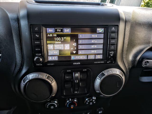 2016 Jeep Wrangler Unlimited Black Bear LINDON, UT 12