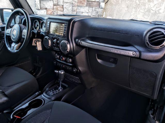 2016 Jeep Wrangler Unlimited Black Bear LINDON, UT 22