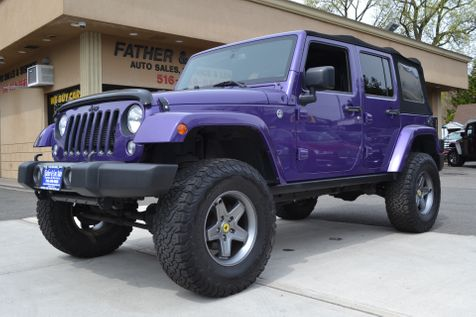 2016 Jeep Wrangler Unlimited Backcountry in Lynbrook, New