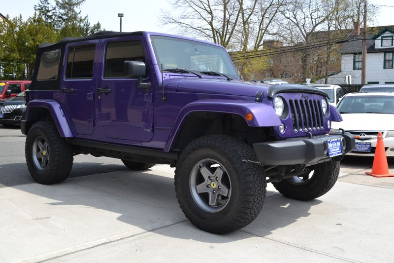2016 Jeep Wrangler Unlimited Backcountry  city New  Father  Son Auto Corp   in Lynbrook, New