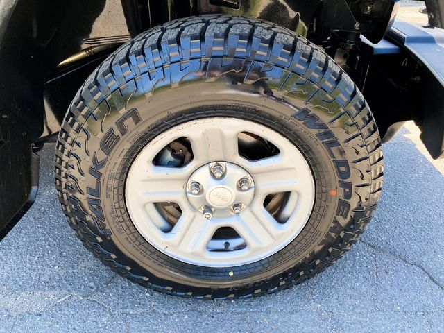 2016 Jeep Wrangler Unlimited Sport RHD Madison, NC 8