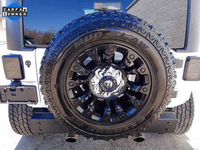 2016 Jeep Wrangler Unlimited Sport Madison, NC 15
