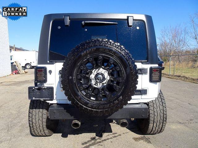 2016 Jeep Wrangler Unlimited Sport Madison, NC 3