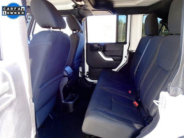 2016 Jeep Wrangler Unlimited Sport Madison, NC 30