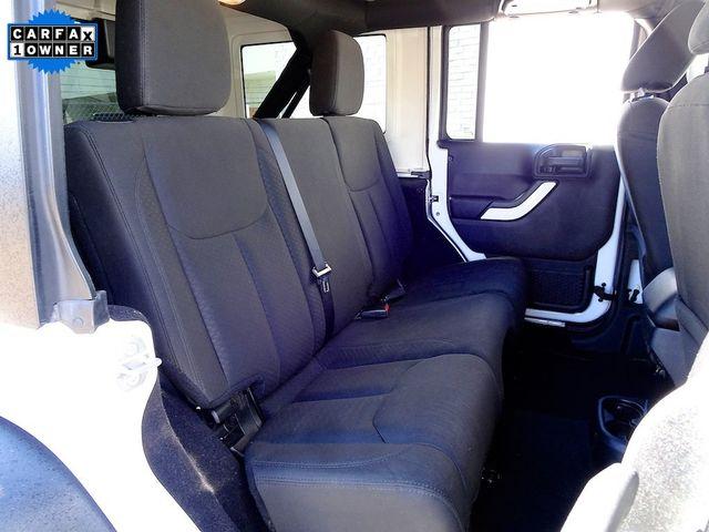 2016 Jeep Wrangler Unlimited Sport Madison, NC 34
