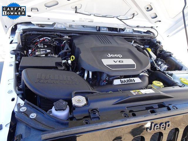 2016 Jeep Wrangler Unlimited Sport Madison, NC 43