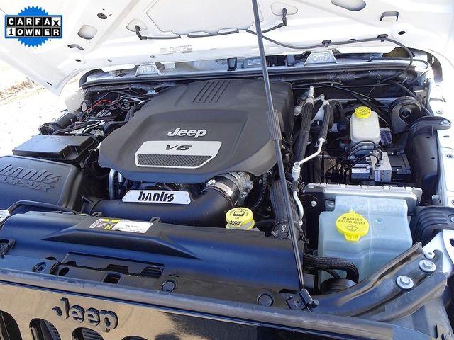 2016 Jeep Wrangler Unlimited Sport Madison, NC 44